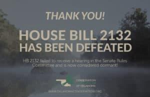 House Bill 2132 Oklahoma
