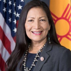 New Mexico Rep. Deb Haaland